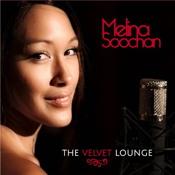 "Pochette de l'album ""The Velvet Lounge"" (2018)"
