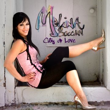 """""""City of Love"""" EP Cover (2009)"""