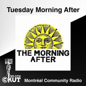 Press Logo: CKUT- Tuesday Morning After