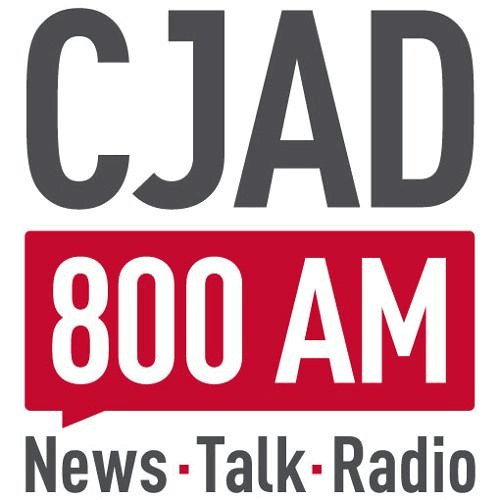 Press Logo: CJAD 800 AM