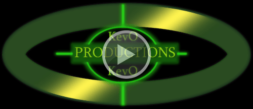 Press Logo: KevO (with Play button)