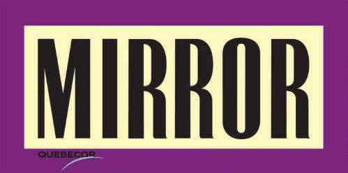 Press Logo: Montreal Mirror