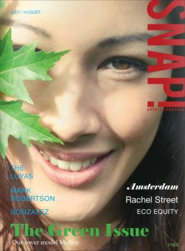 Press Logo: Snap! Magazine